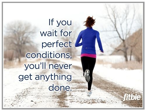 I Love This Running Quote.